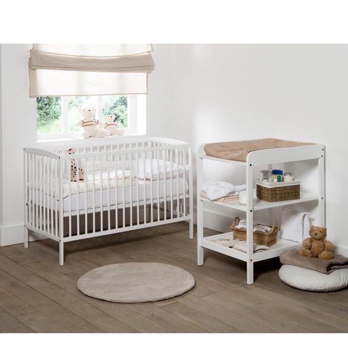 lit bebe 2 hauteurs. Black Bedroom Furniture Sets. Home Design Ideas