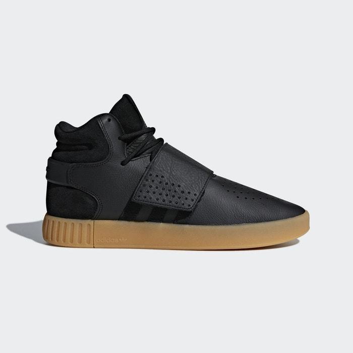 Chaussure tubular invader strap  noir Adidas Originals  La Redoute