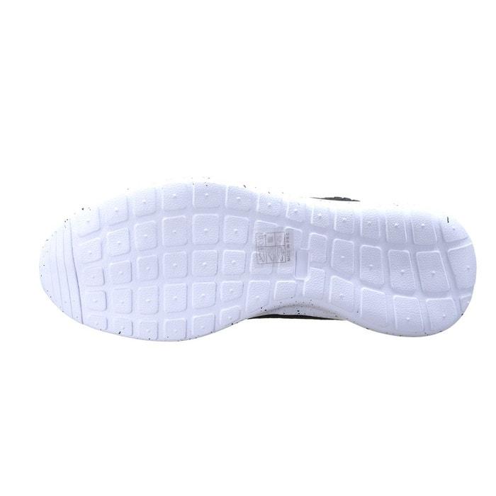 Basket à lacets noir Reservoir Shoes