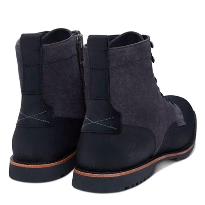 Boots cuir kendrick ca1kj7 noir Timberland