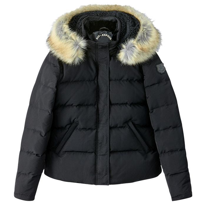 фото Куртка стеганая с капюшоном SUD EXPRESS