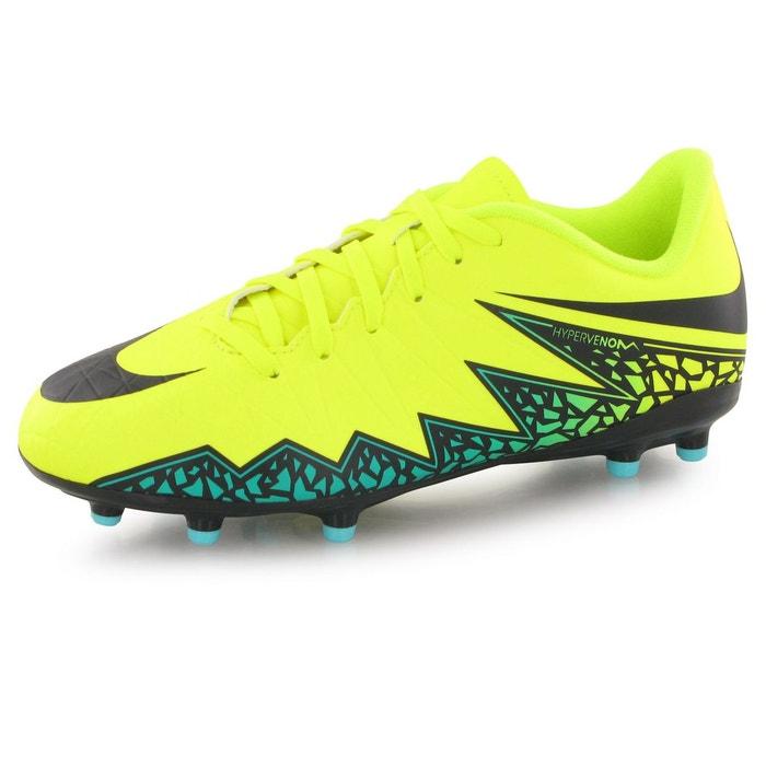 detailed look ce9f7 b44bf Chaussures hypervenom phelon ii fg jaune Nike   La Redoute