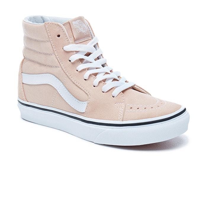 Vans Leder-Sneakers Sk8-Hi in Beige - 57% HhpnueSyn