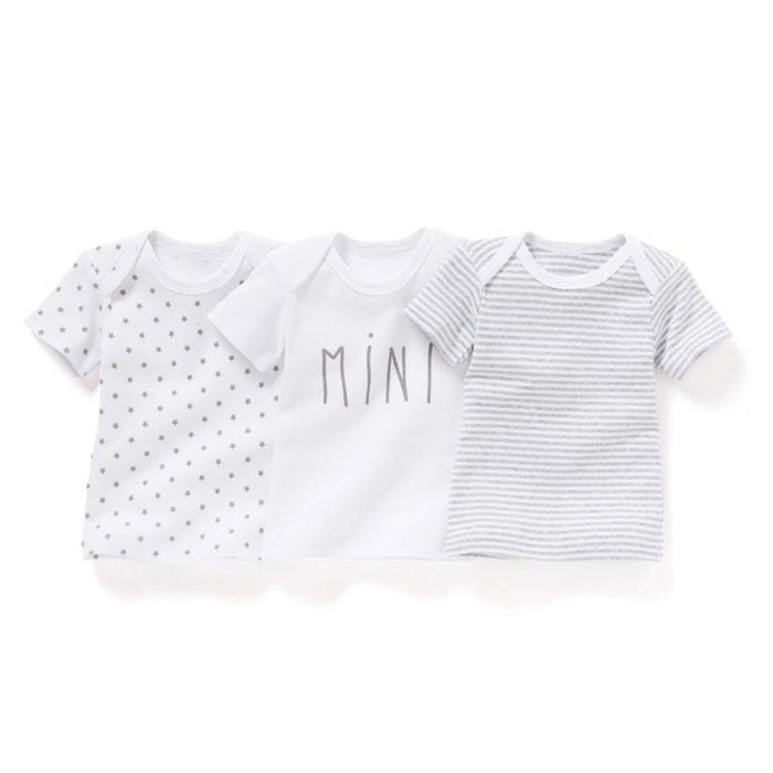a728cc021501d Tee shirt manche courte bébé garçon - Vêtements 0-3 ans La redoute ...