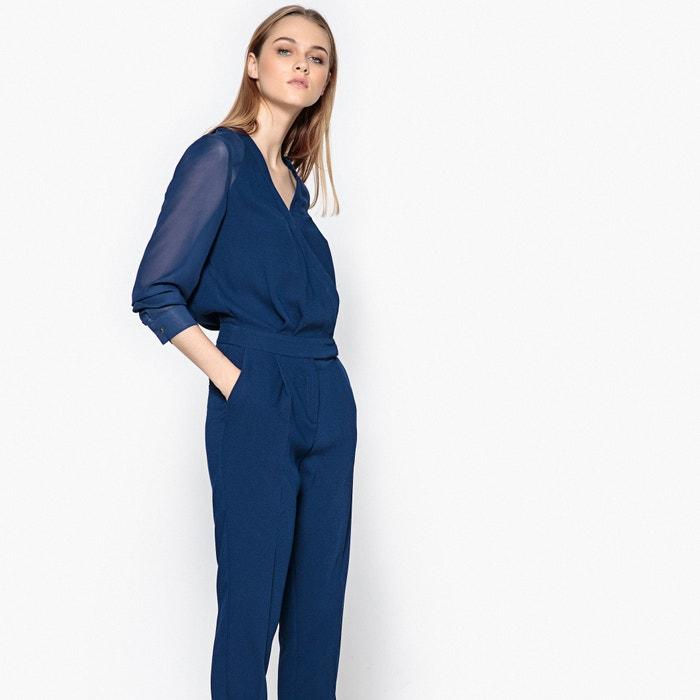 Image Combinaison pantalon fuselé La Redoute Collections