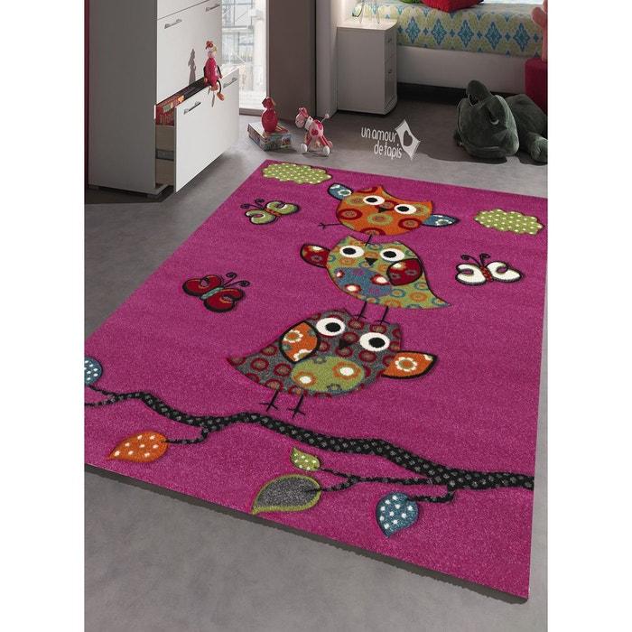 tapis chouettes tapis moderne par dezenco dezenco la redoute. Black Bedroom Furniture Sets. Home Design Ideas