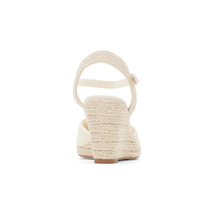 Espadrilles compensé corde La Redoute Collections