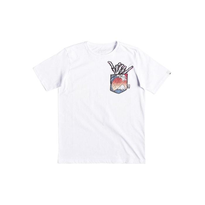 e8c26fd5bd80d T-shirt byron boogie Quiksilver   La Redoute