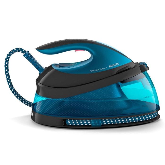 centrale vapeur perfectcare compact gc7833 80 bleu philips. Black Bedroom Furniture Sets. Home Design Ideas