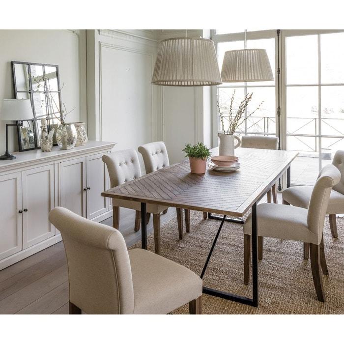 vaisselier 4 portes ad lia la redoute interieurs la redoute. Black Bedroom Furniture Sets. Home Design Ideas