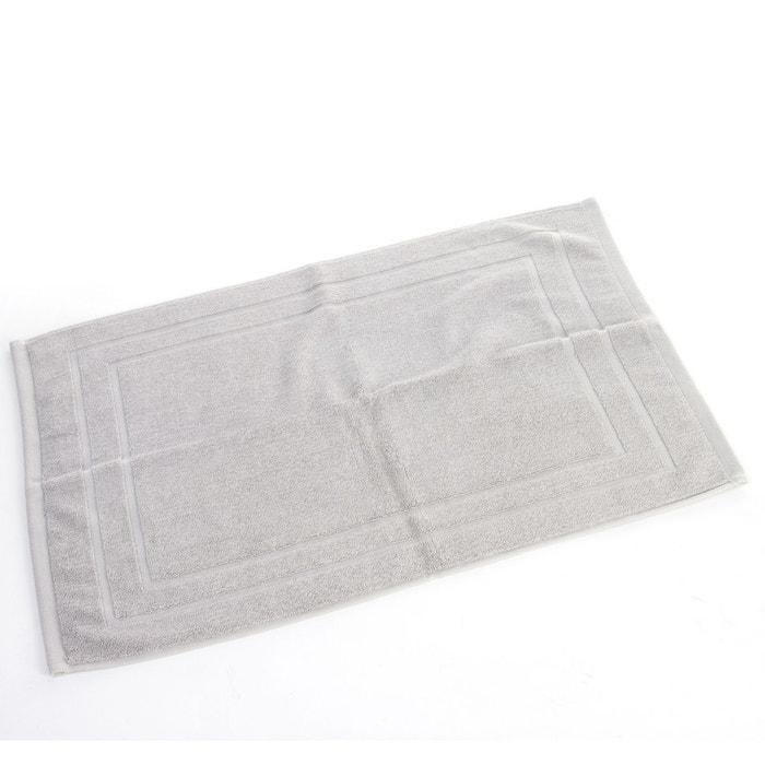 Tapis de bain 70 x 50 cm gris clair gris clair instant d o la redoute - Tapis de bain la redoute ...