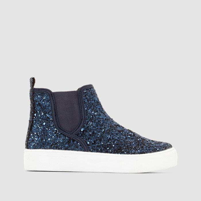 Imagen de Zapatillas deportivas brillantes, estilo chelsea abcd'R
