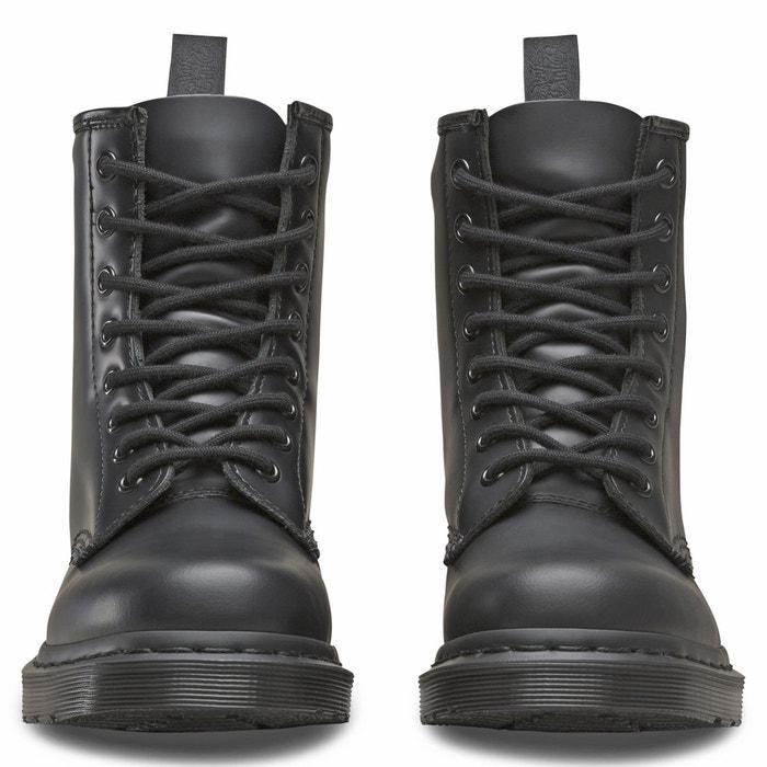Boots cuir à lacets 1460 noir Dr Martens