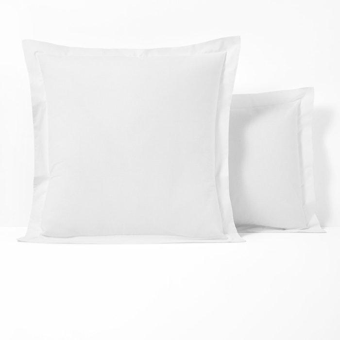 Funda de almohada de polialgodón con volante SCENARIO  La Redoute Interieurs image 0