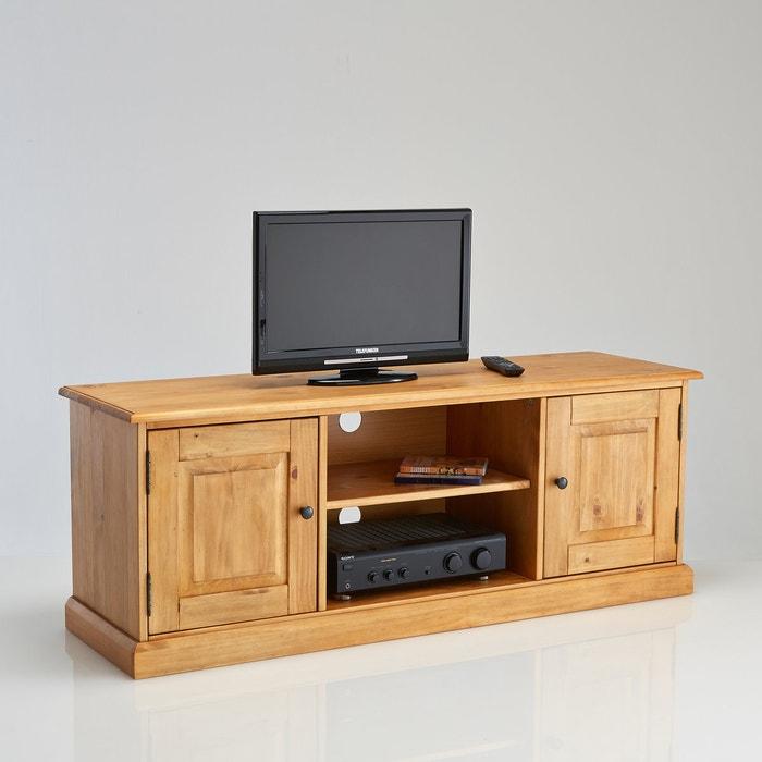 Image Authentic Pine TV Unit La Redoute Interieurs