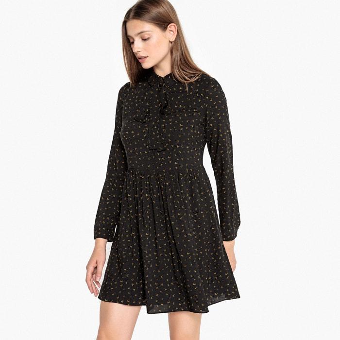Платье-рубашка с принтом RYME  SUD EXPRESS image 0