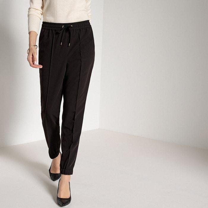 Pantaloni dritti, cintura elasticizzata dietro  ANNE WEYBURN image 0