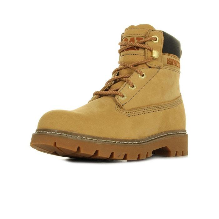 Large Éventail De La Vente En Ligne Acheter Pas Cher Nice Boots femme lyric miel raz beige Caterpillar Amazon Vente En Ligne 07tol9yZ