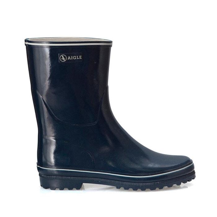 378c6b88789a Boots de pluie venise botillon marine/blanc Aigle | La Redoute