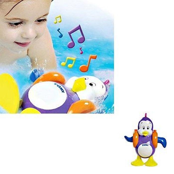 jouet pour le bain gloup gloup le pingouin tomy la redoute. Black Bedroom Furniture Sets. Home Design Ideas