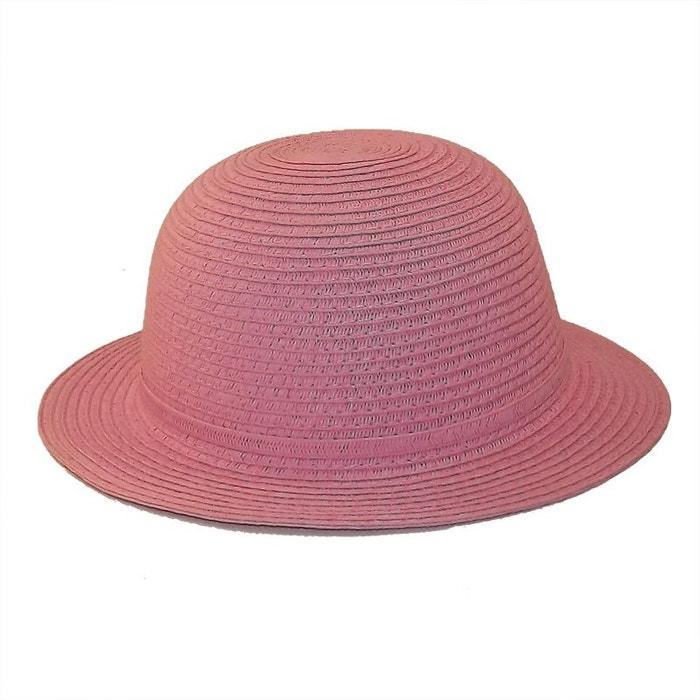 5f060fe8c52 Chapeau enfant rosi rose Chapeau-Tendance