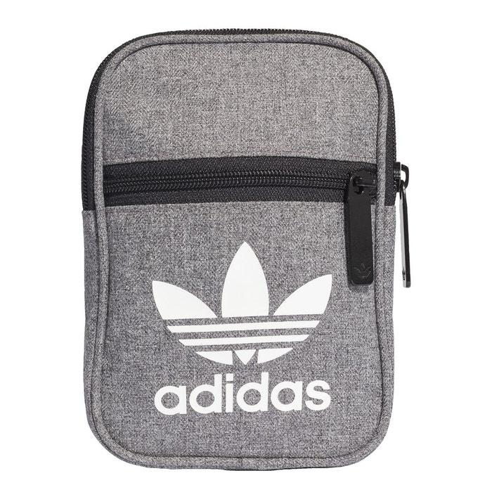 59f2077f19 Sac trefoil casual festival gris Adidas Originals | La Redoute