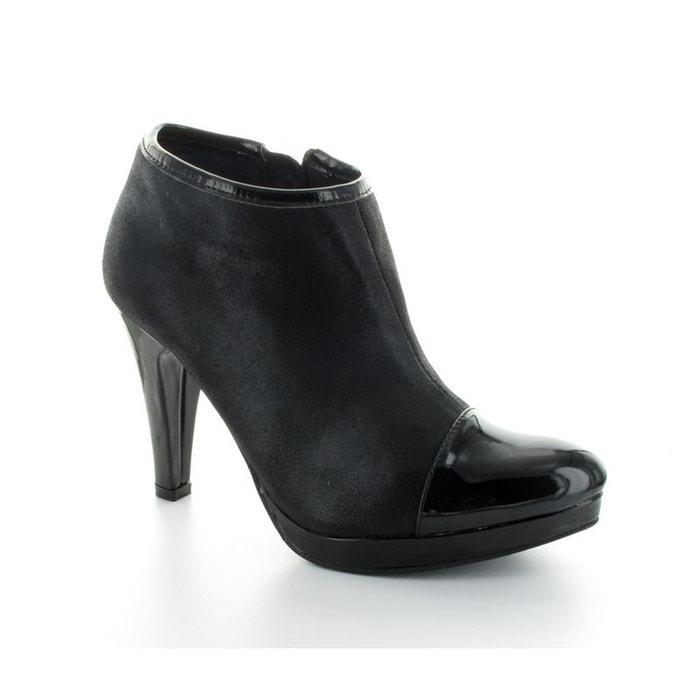Low boots les p'tites bombes béatrix noir noire Lpb Woman Authentique Pas Cher En Ligne 5rpXZ
