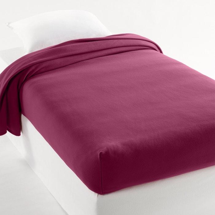 Semi-Fitted Fleece Blanket, 350 g/m2