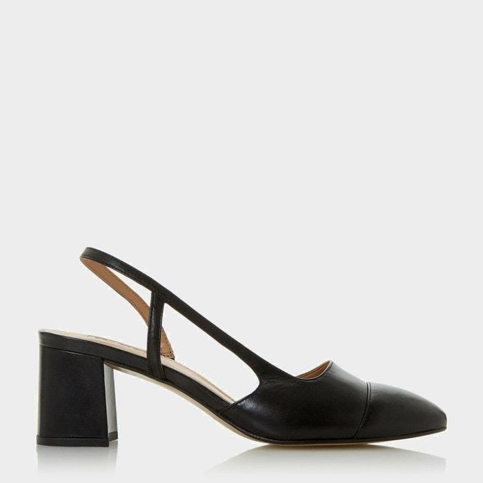 Chaussures mi-talons à bride arrière - CROFT  DUNE LONDON image 0