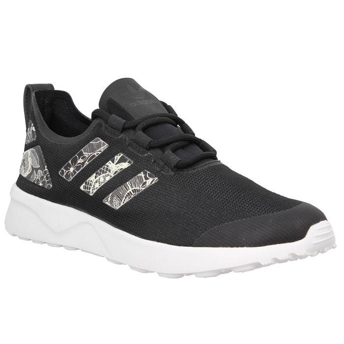Adidas ZX Flux Femme Chaussures Noir Noir 40 23 pas