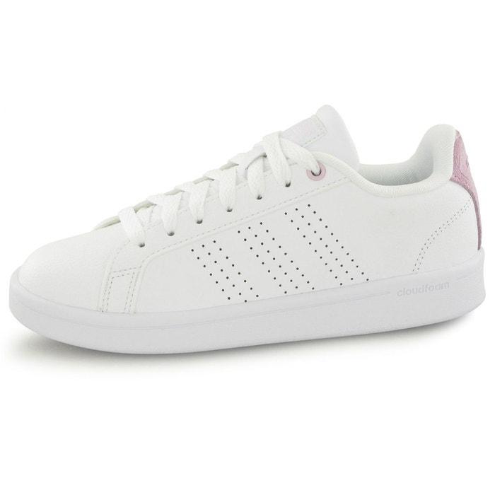 Sites De Réduction Baskets adidas cloudfoam advantage clean blanc femme blanc Adidas Réduction Authentique Bas Prix Pas Cher En Ligne XFxmcXO22i