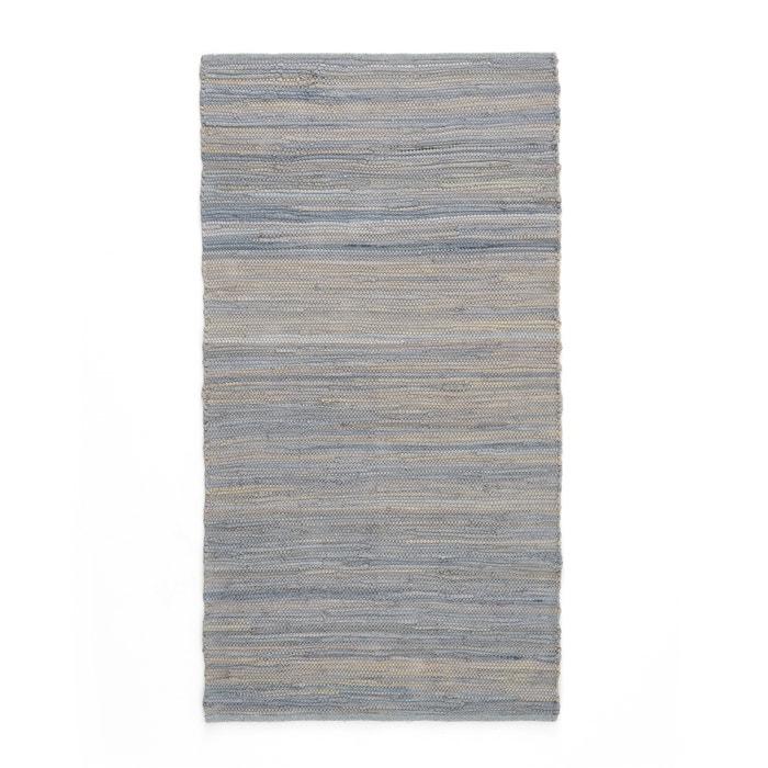 tapis coton canelo gris clair la redoute interieurs la. Black Bedroom Furniture Sets. Home Design Ideas
