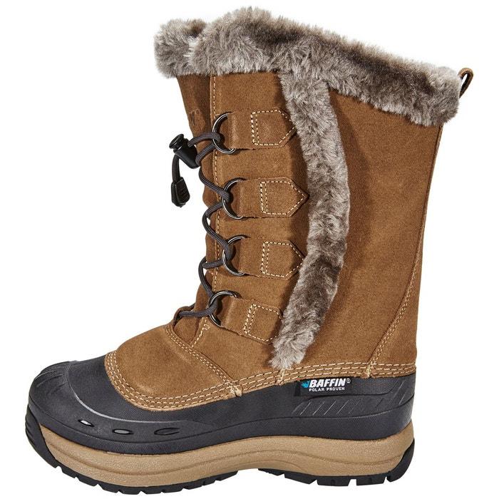 Chloe - bottes femme - marron marron Baffin