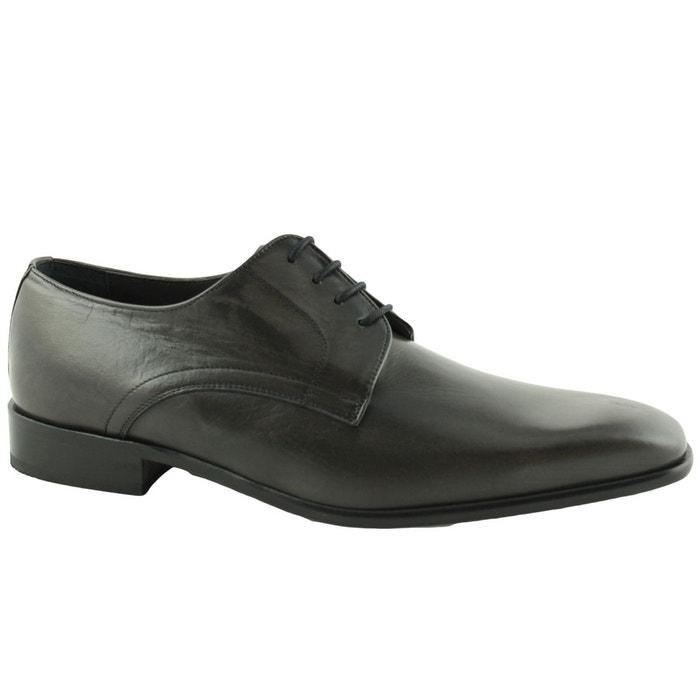 Chaussure pierre cardin en cuir jetko gris Pierre Cardin