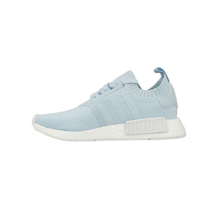 Basket nmd r1 primeknit  bleu Adidas Originals  La Redoute