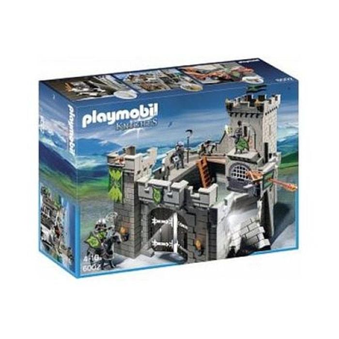 6002 playmobil chateau et chevaliers playmobil la redoute - Chateau chevalier playmobil ...