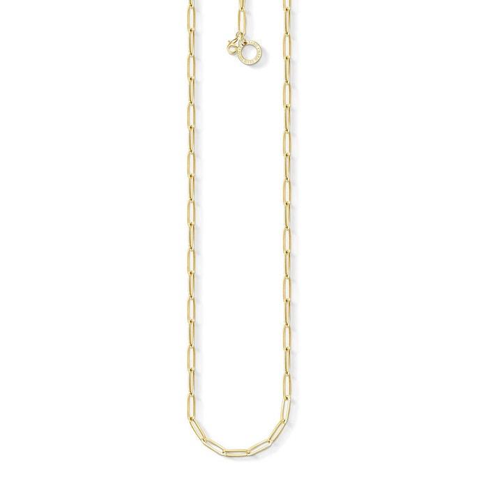 Chaîne charm couleur or jaune Thomas Sabo | La Redoute Vente Commercialisable Magasin Discount En Vente Sur Ebay 94bNq