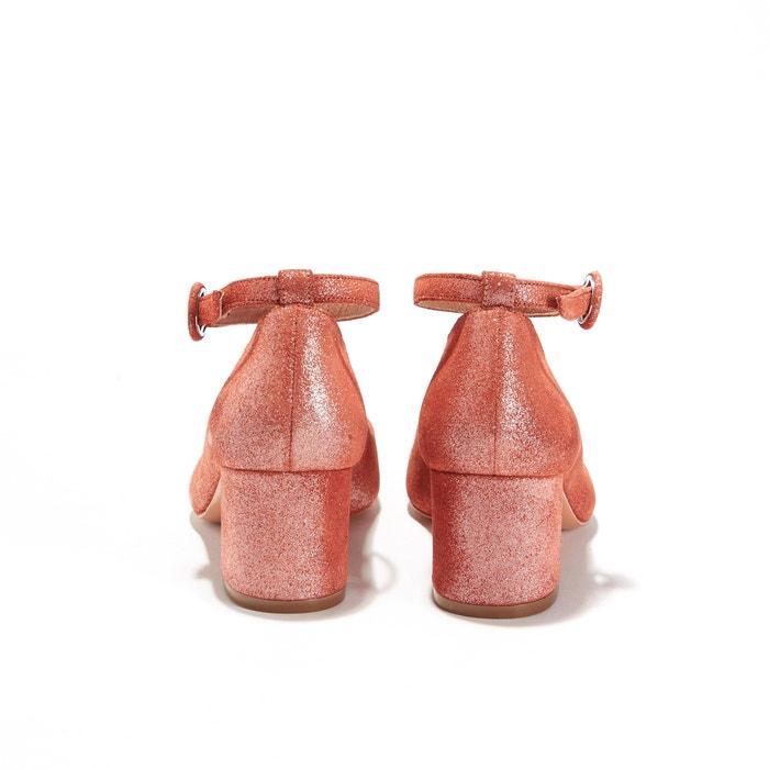 Escarpins pailletés avec bride cheville DARLING - SESSUN - RoseSessun kGR4QhXvgS