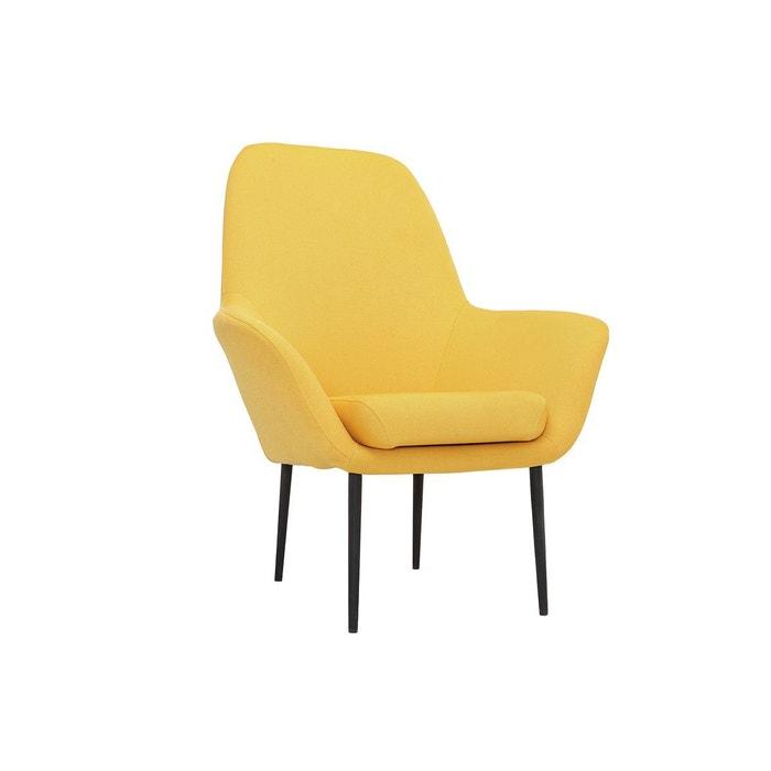 fauteuil design contemporain oswald miliboo la redoute. Black Bedroom Furniture Sets. Home Design Ideas