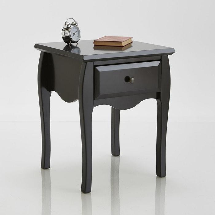 chevet 1 tiroir lison la redoute interieurs la redoute. Black Bedroom Furniture Sets. Home Design Ideas