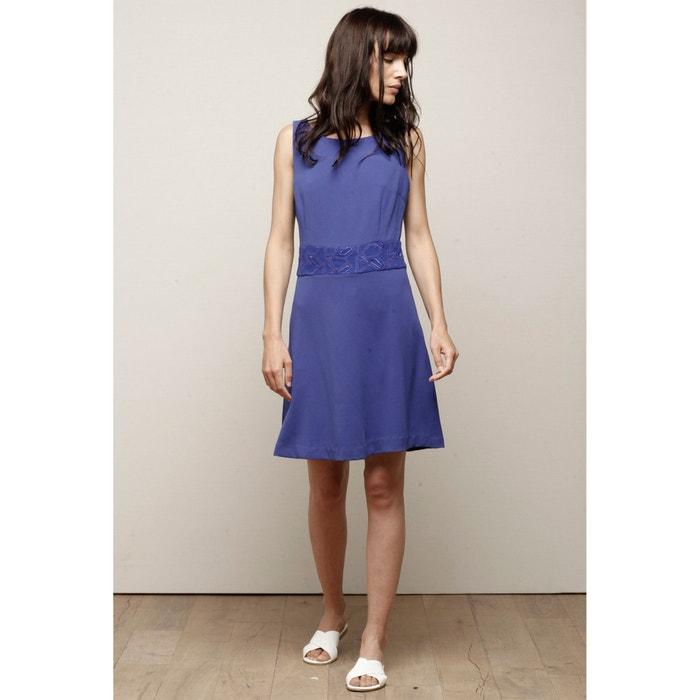 diseño elegante original mejor calificado bajo precio Vestido sin mangas con escote en la espalda