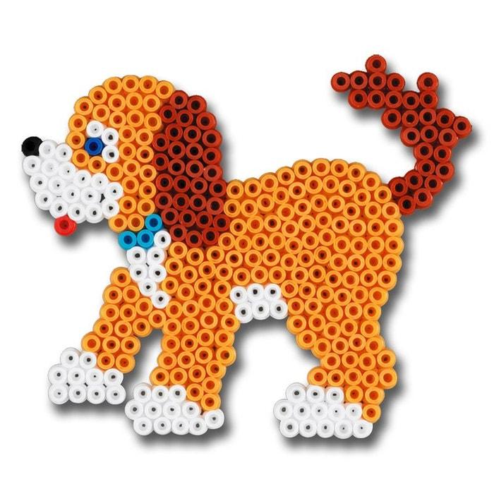 plaque pour perles repasser hama midi grande plaque chien hama la redoute. Black Bedroom Furniture Sets. Home Design Ideas