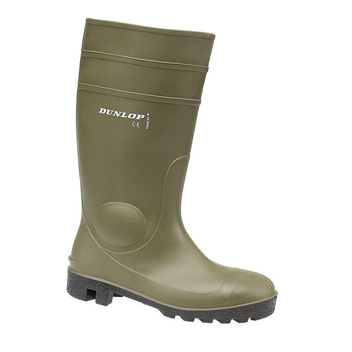 Dunlop fs1700/142vp - bottes de sécurité - adulte unisexe (eur 36-48) vert Dunlop