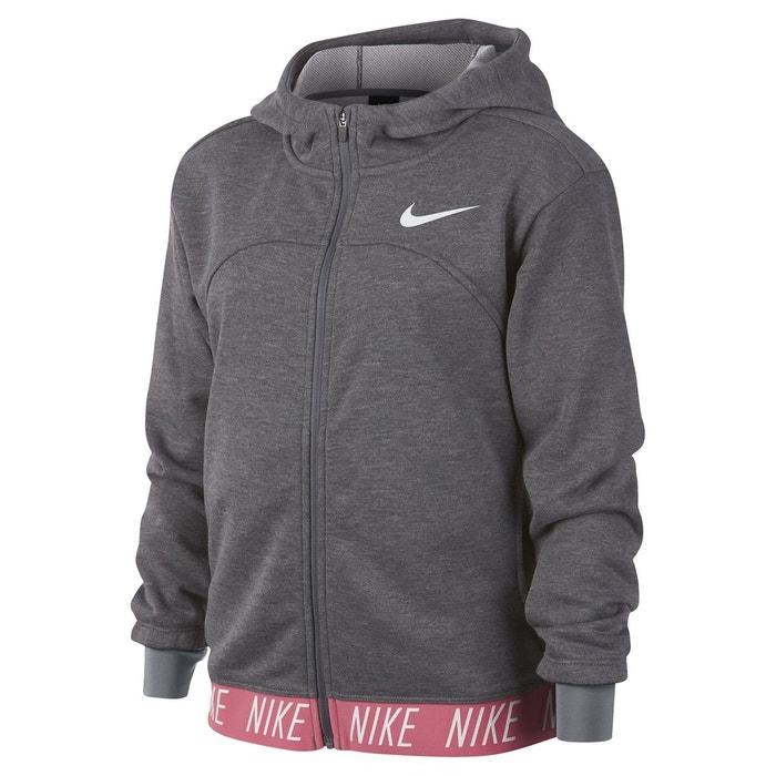 Sweat zippé à capuche 6 - 16 ans Nike   La Redoute 6a73e7d34ec6