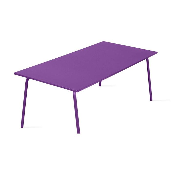 Table jardin la redoute maison design for Table de jardin la redoute