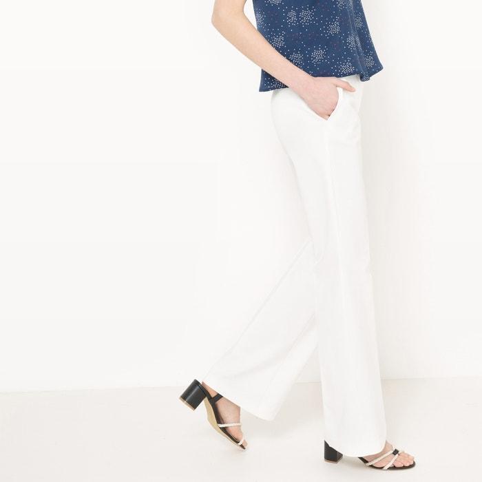 Image Pantalon large basique, coton atelier R