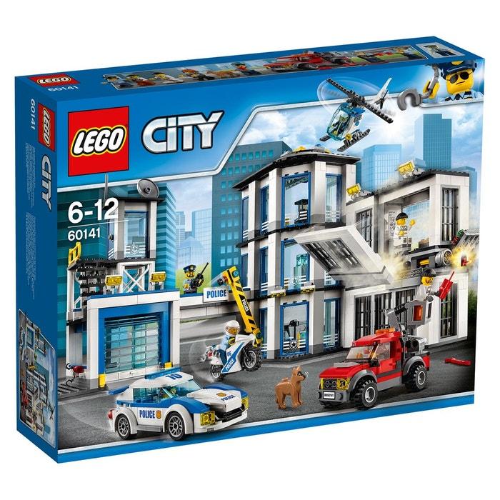 Le commissariat de police 60141  LEGO image 0