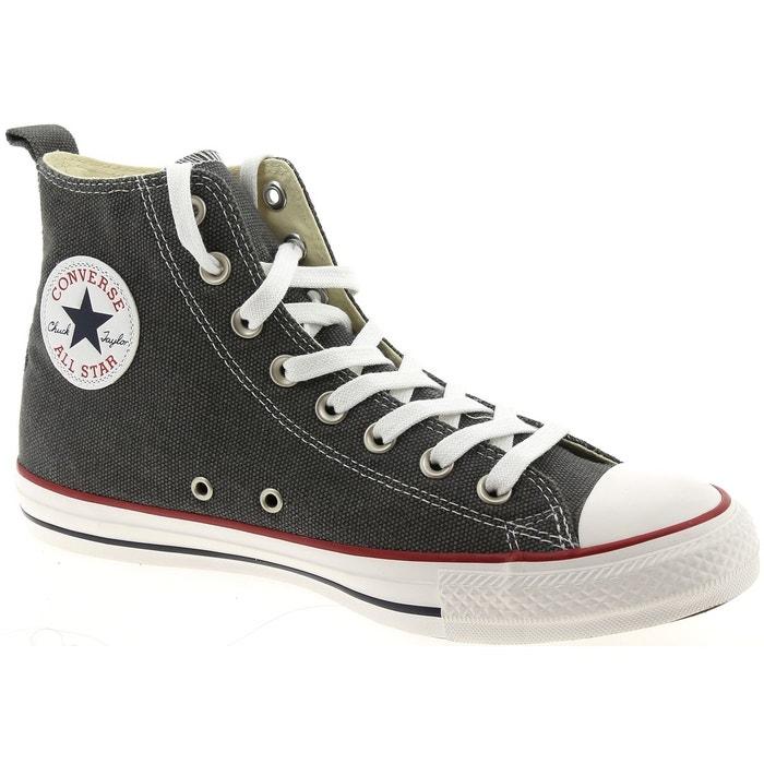 9bdaaaa3bf098 Baskets montantes converse chuck taylor all star noir Converse