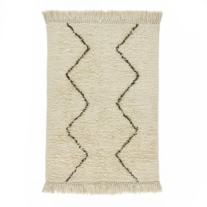 Tapete estilo berbere em lã, Nyborg AM.PM.