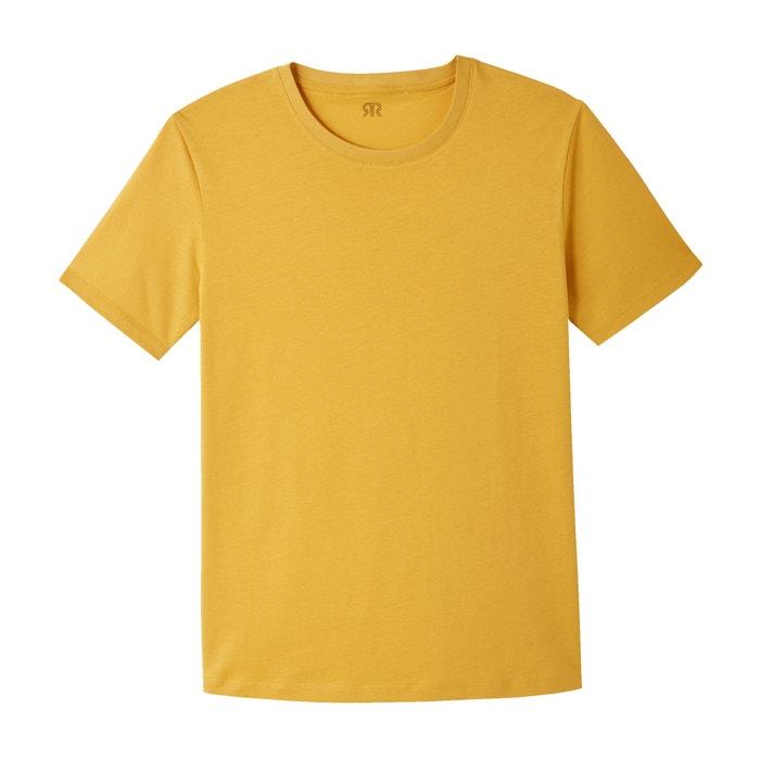 T-shirt THEO scollo rotondo in cotone  La Redoute Collections image 0